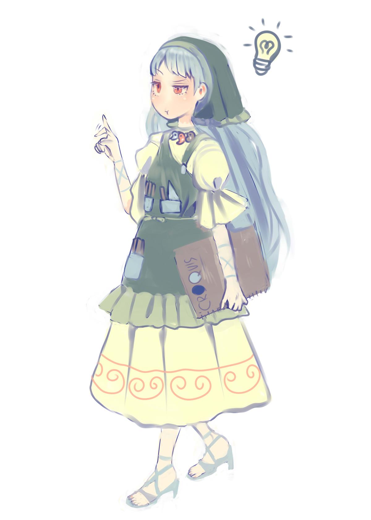 美大生袿姫様
