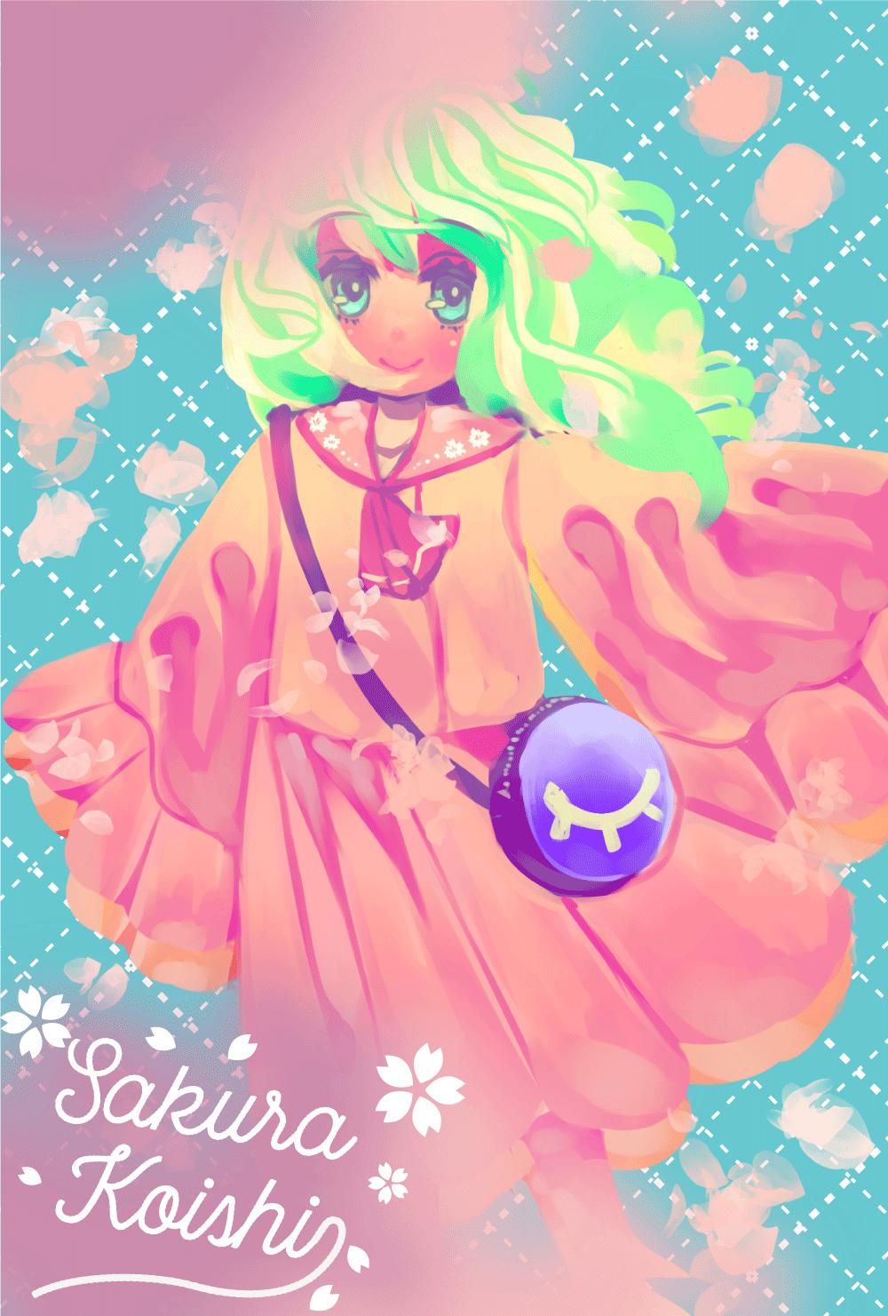 桜こいしちゃん